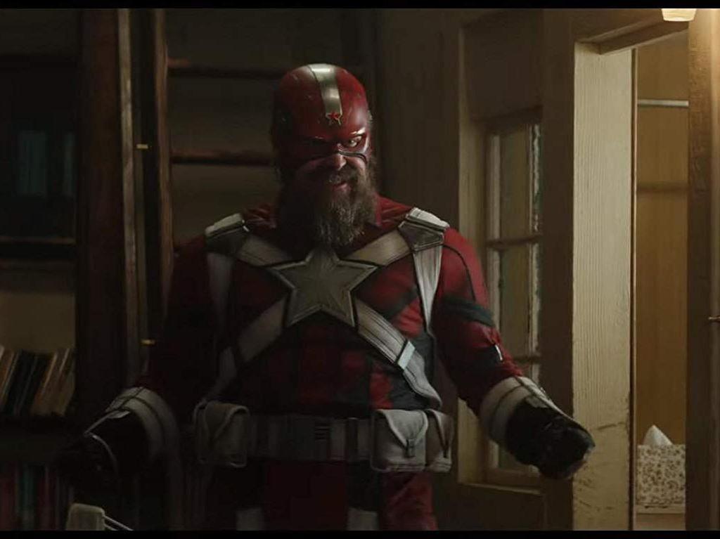 Asal-usul Black Widow dan Peran Taskmaster