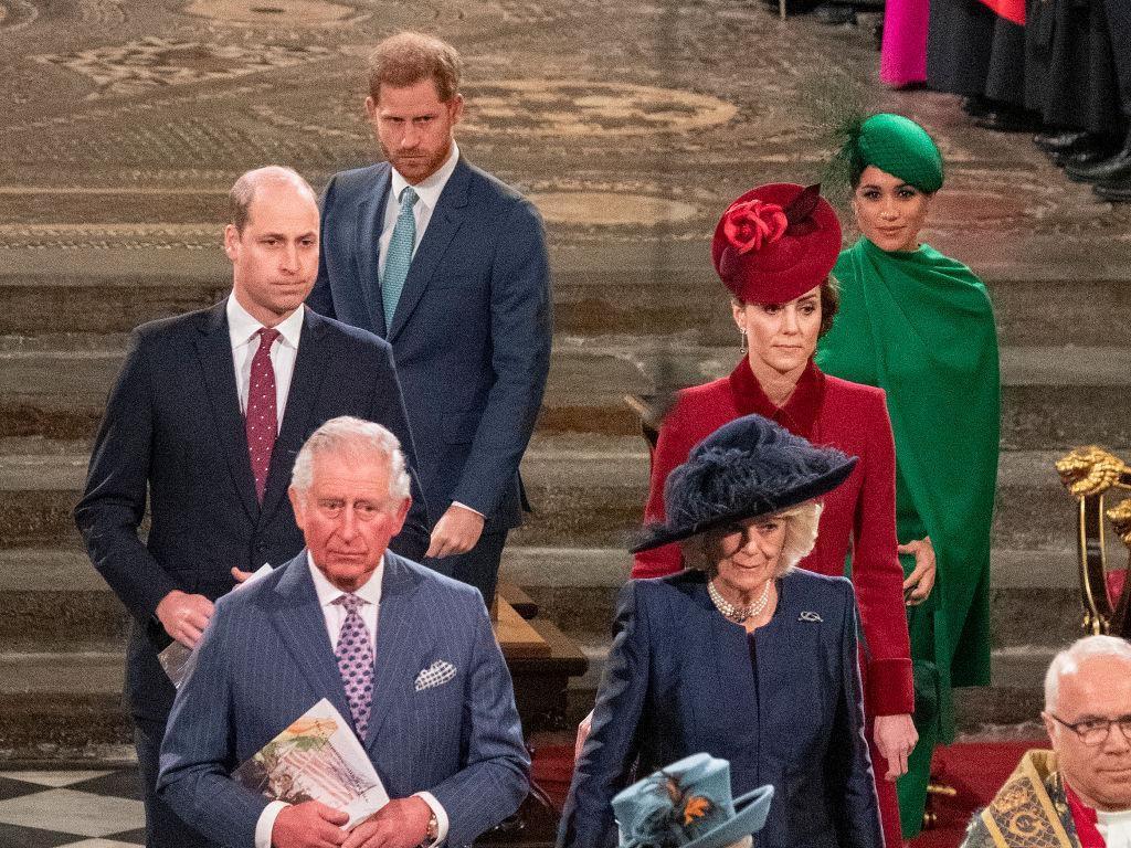Netizen Tuding Kate Middleton Bersikap Cuek Saat Bertemu Meghan Markle