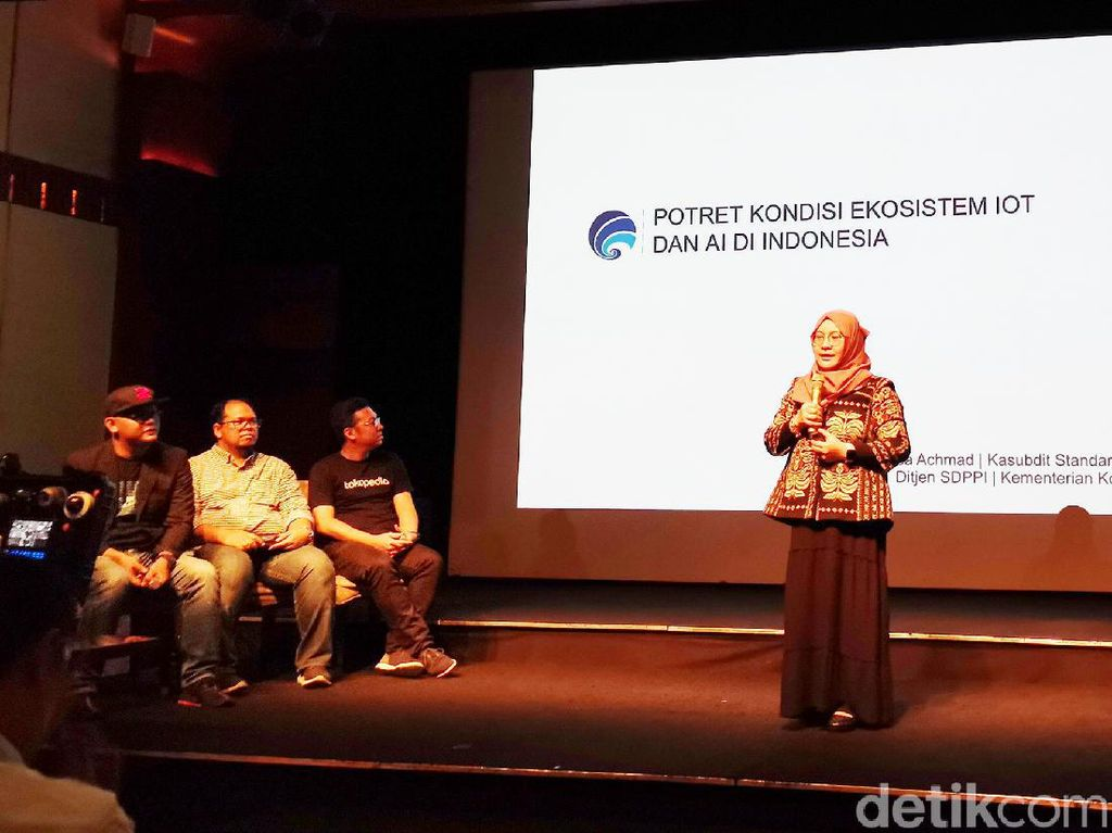 Literasi Digital Indonesia Ketinggalan Jauh di Dunia