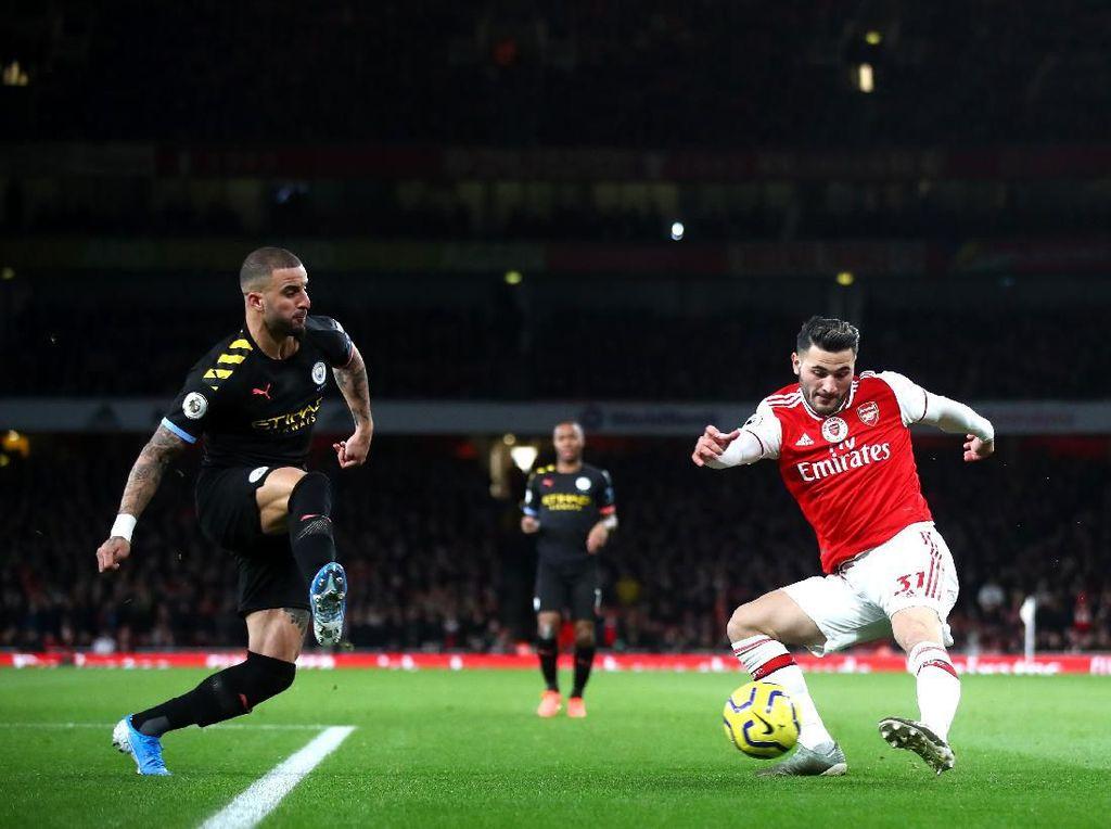 Man City Vs Arsenal: Etihad Kosong, The Gunners Siap Ambil Keuntungan