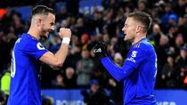 Video: Bantai Aston Villa 4-0, Leicester City Akhiri Puasa Kemenangan