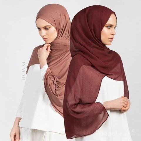 Wah Ini Dia Tutorial Hijab Pashmina Dengan Gaya Terbaru Yang Harus Kamu Coba