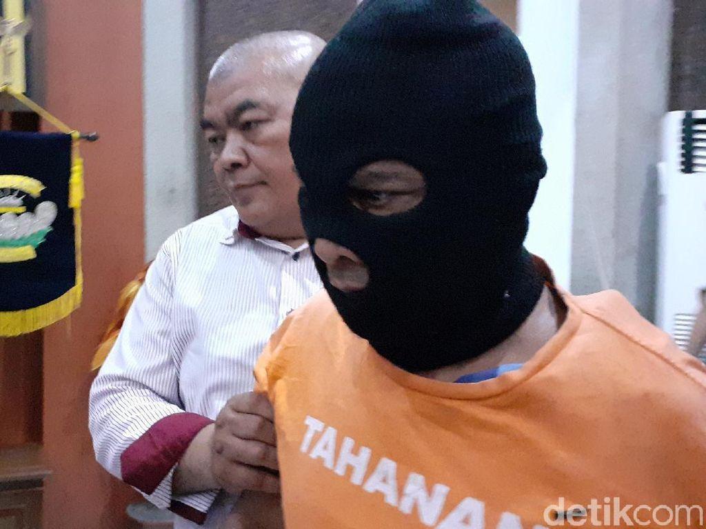 Sadis! Suami di Bandung Bunuh Istri Gegara Ditolak Hubungan Badan