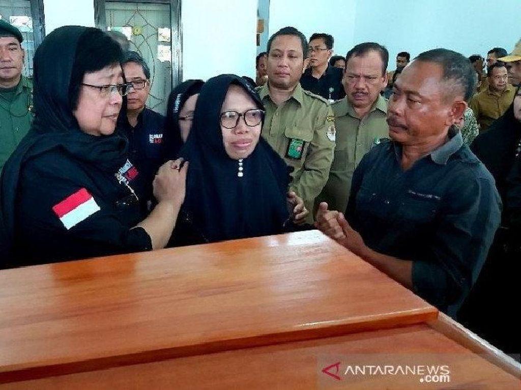 Jasad Staf KLHK Korban Kecelakaan Speedboat Paspampres Diserahkan ke Keluarga