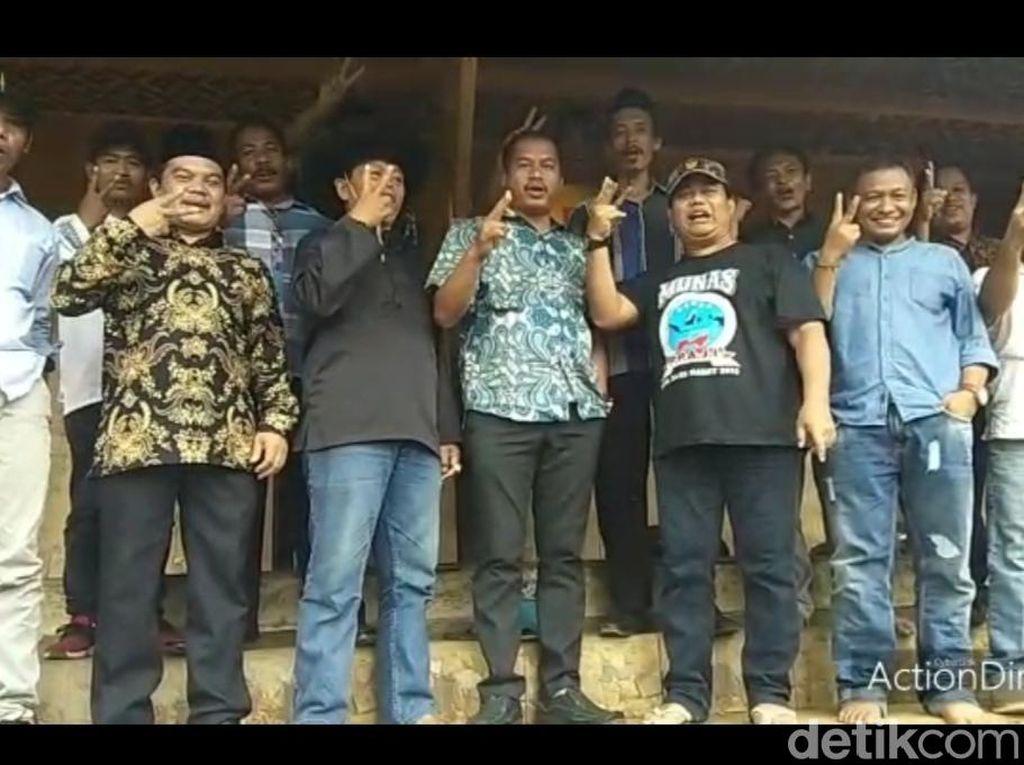 Muncul Lagi Video Dukungan Kades untuk Bupati Pandeglang