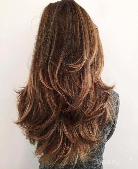 Inilah Pilihan Model Potongan Rambut Yang Cocok Untuk Kamu Pemilik Rambut Tebal