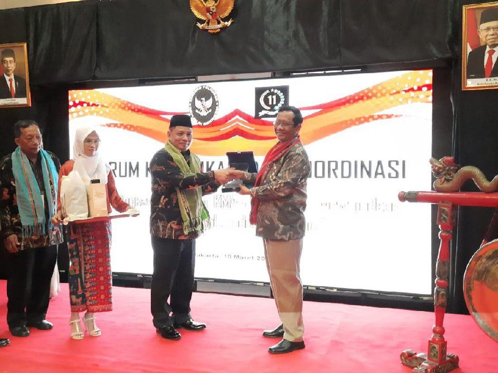 Mahfud Md Harap Indonesia Punya Yayasan Beasiswa Mirip Yayasan Supersemar