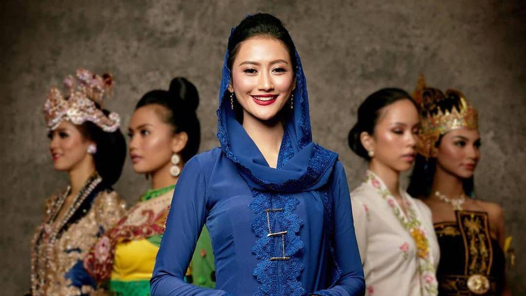 Potret Keragaman Indonesia Lewat Busana Puteri Indonesia 2020