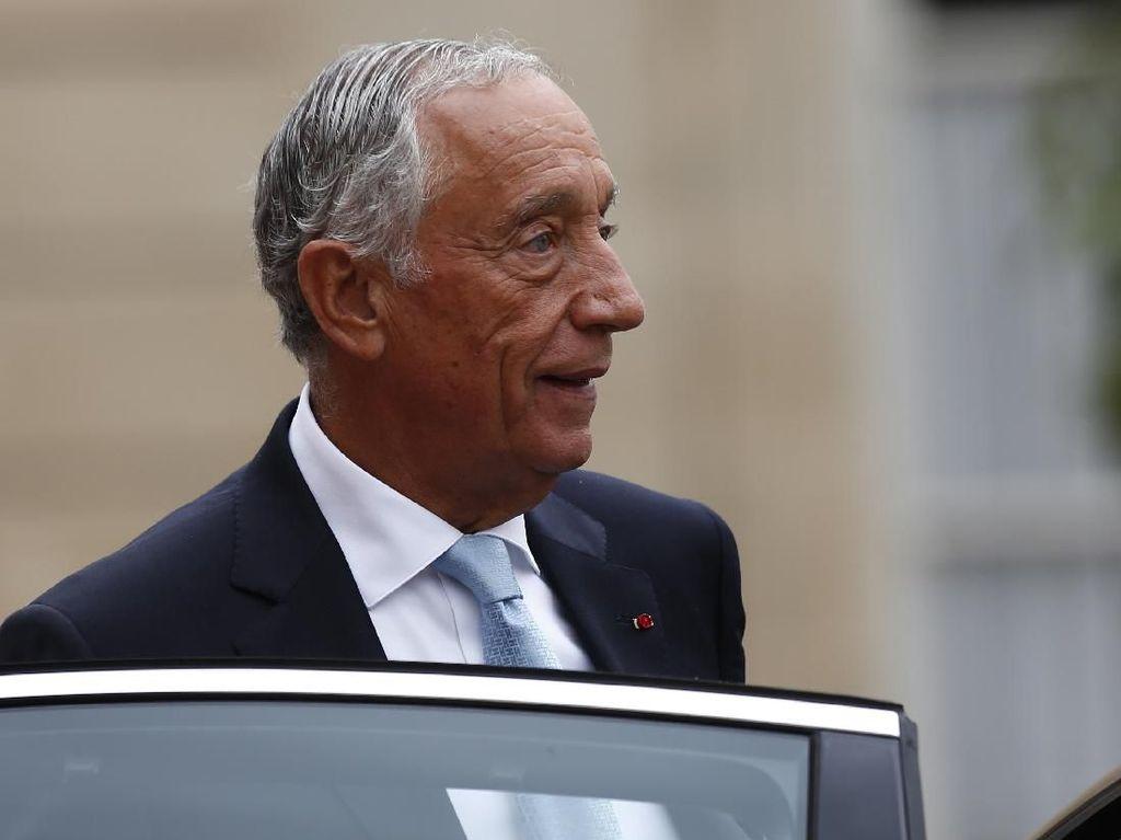 Portugal Umumkan Status Darurat Kesehatan selama 2 Pekan