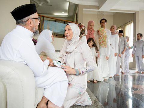 Ilustrasi Hari Raya Idul Fitri
