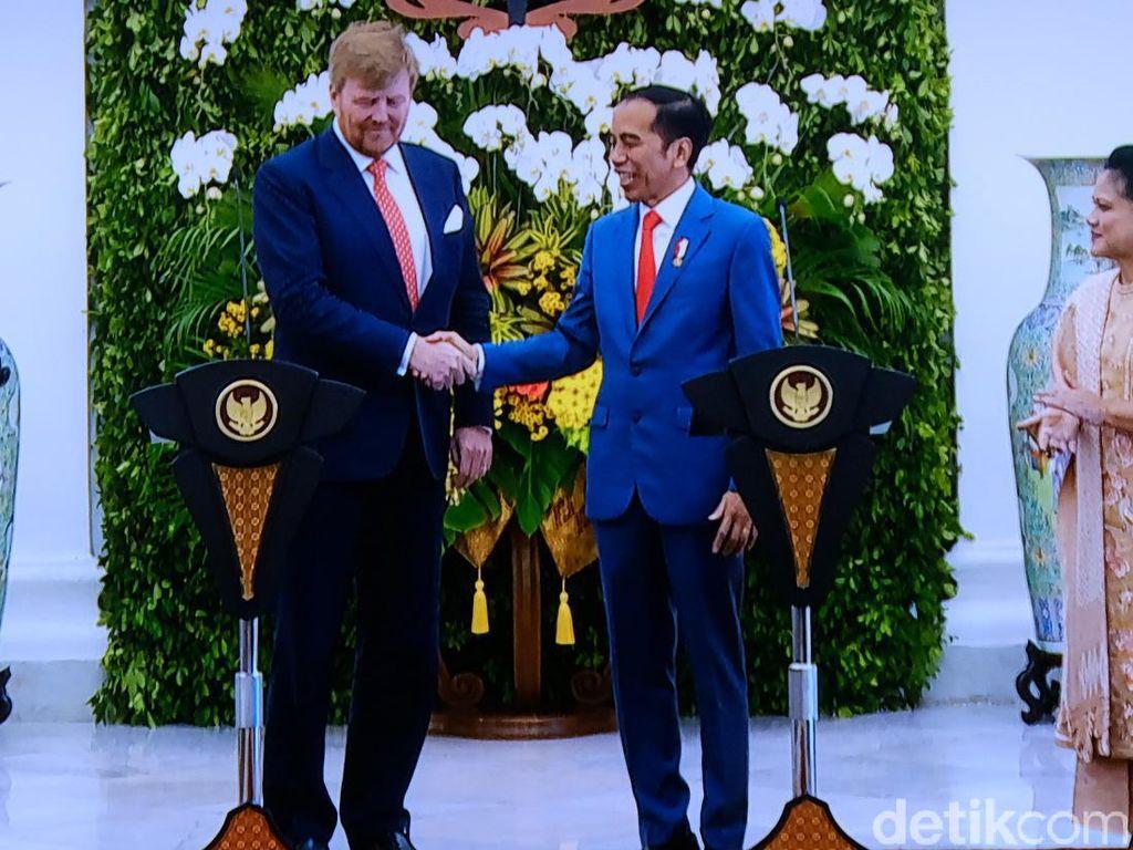 Raja Belanda Kembalikan Keris Pangeran Diponegoro ke Tanah Air