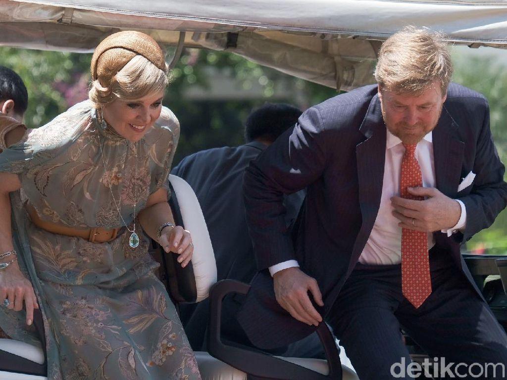 Speedboat Paspampres Tabrakan, Raja-Ratu Belanda Batal Kunjungi Kalteng