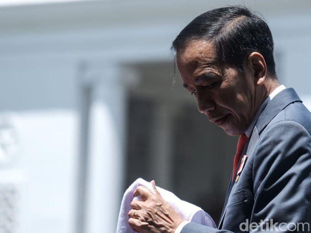 Jokowi Positif Corona Masuk Daftar Hoax Terbaru
