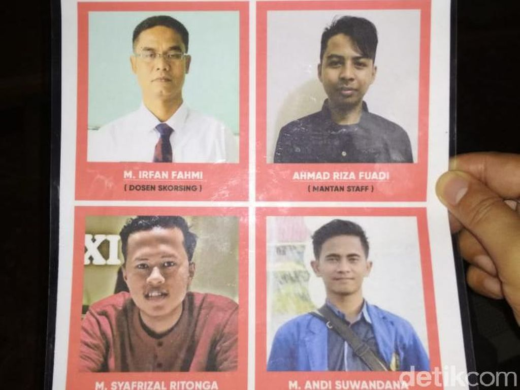 Heboh Mahasiswa Dilarang Masuk Kampus di Sumut Tanpa Izin, Begini Ceritanya