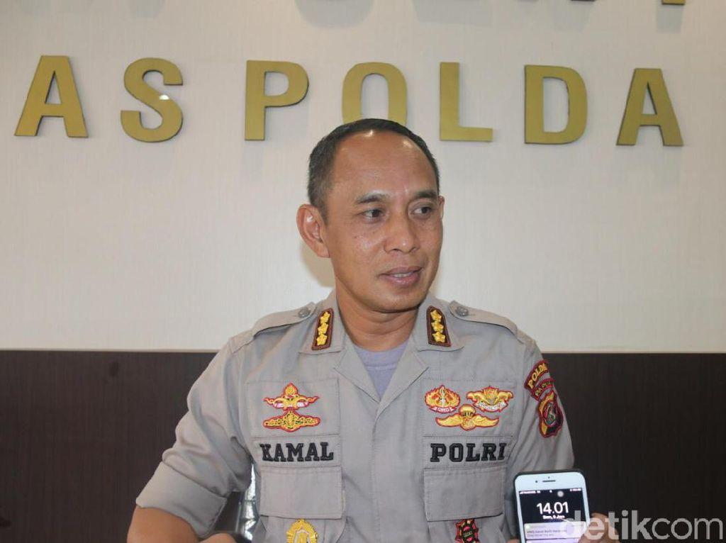 Polisi Tahan 1 Tersangka Perusakan Kantor Bupati Waropen