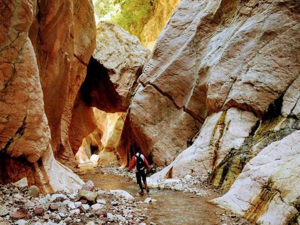 Foto: Grand Canyon dari Pulau Timor