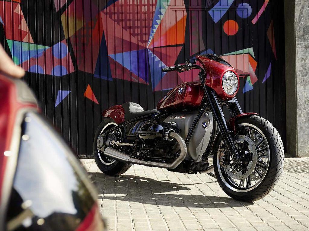 Moge BMW Pesaing Harley-Davidson Dirilis Awal Bulan Depan