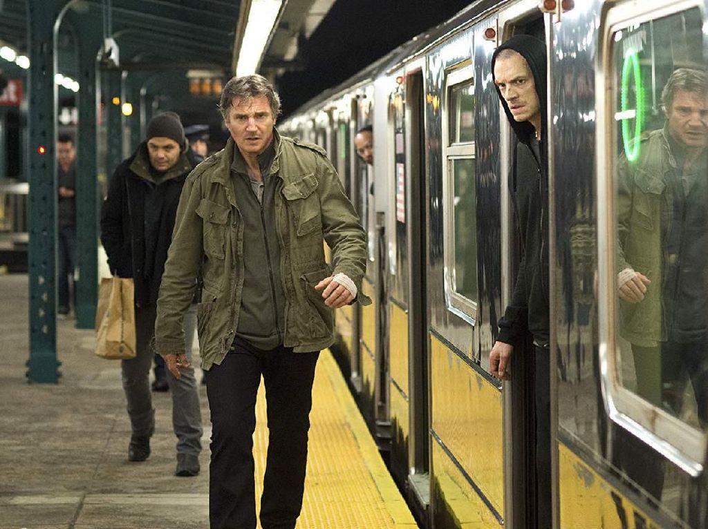 Run All Night, Liam Neeson Melindungi Sang Putra dari Kejaran Mafia