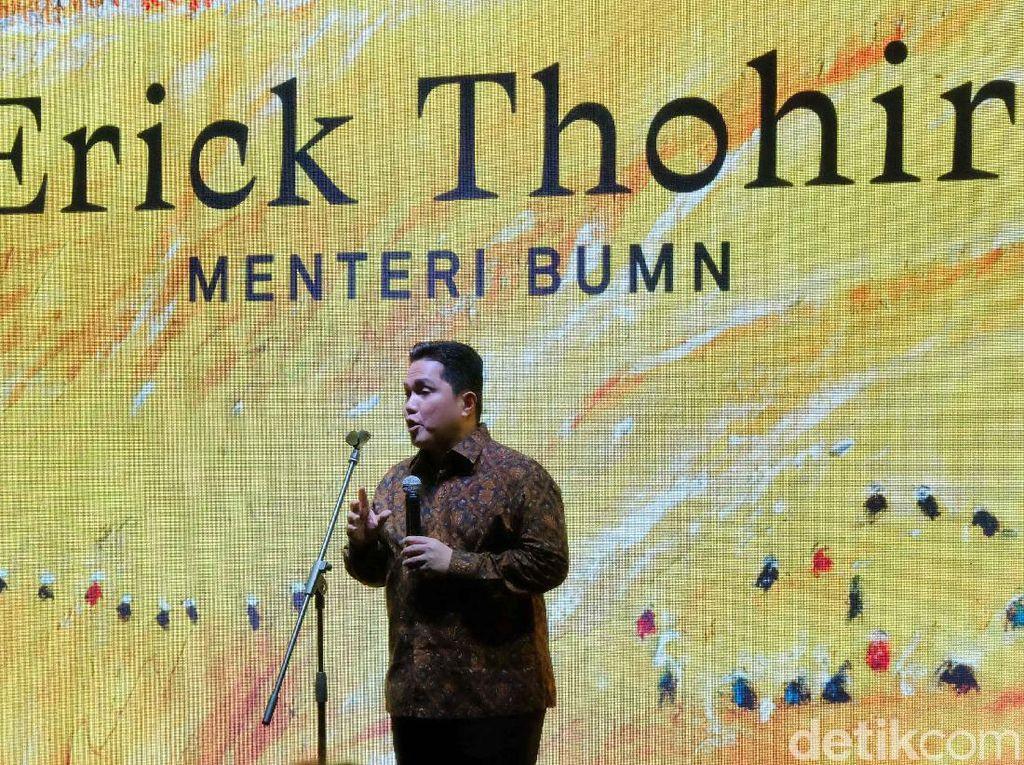 Sederet Respons BUMN Soal Skema New Normal Erick Thohir