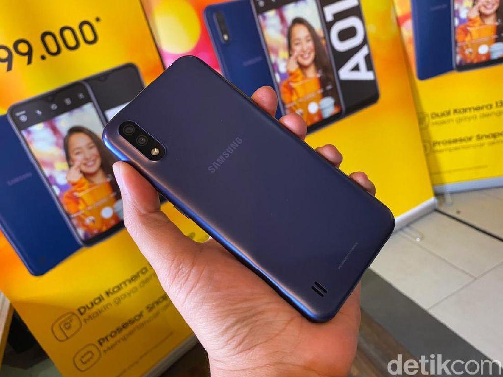 Akhirnya, 2 Ponsel Samsung Ini Kebagian Update Android 10