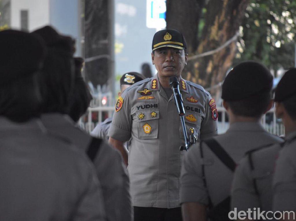 Aneh tapi Nyata Brigjen 11 Hari Jabat Kapolrestabes Makassar
