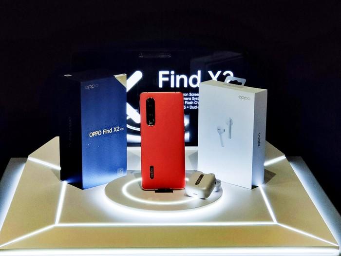 Peluncuran OPPO Find X2 Dibalut Cinematic Digital