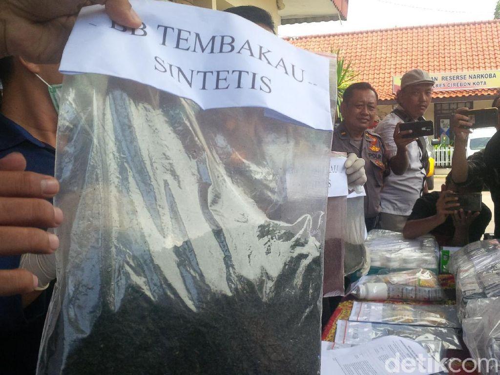 Jual Gorilla Via IG, Pemuda Ini Ditangkap Polisi di Cirebon