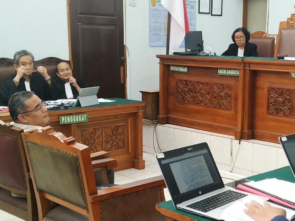 Ahli Nurhadi cs di Praperadilan Sebut Pemberian SPDP Tak Diatur Khusus