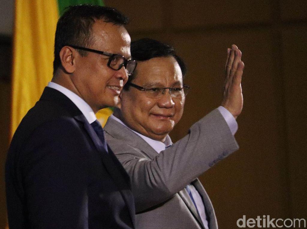 Hashim Ungkap Kemarahan Prabowo soal Edhy: Dia Anak yang Diangkat dari Selokan