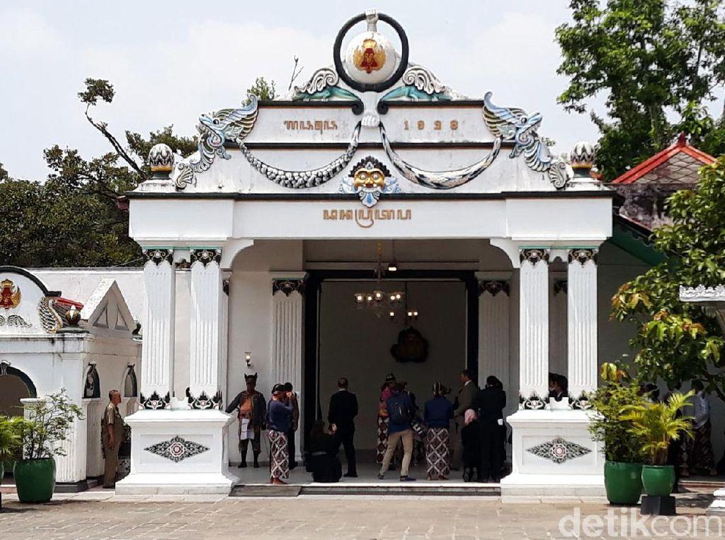 Keraton Yogyakarta dan Upacaranya yang Kental Budaya Jawa