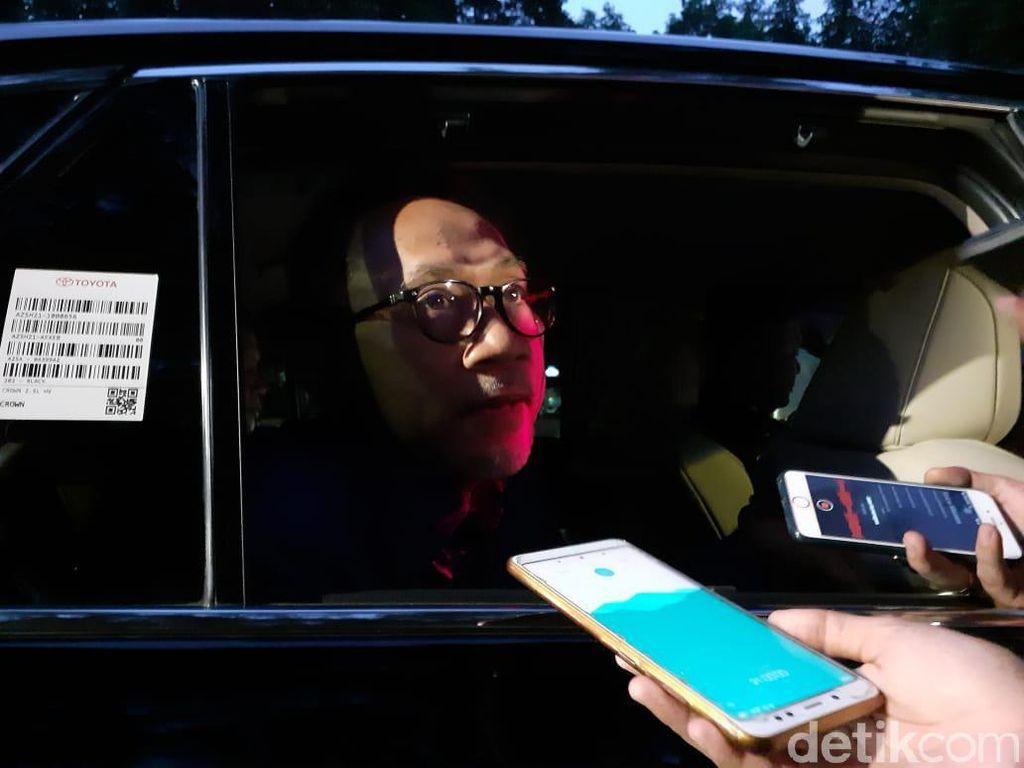 Zulhas Undang Prabowo ke Pelantikan Pengurus Baru PAN-Bahas Corona