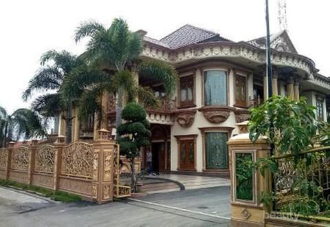 wow! ini dia rumah mewah para artis indonesia yang pasti