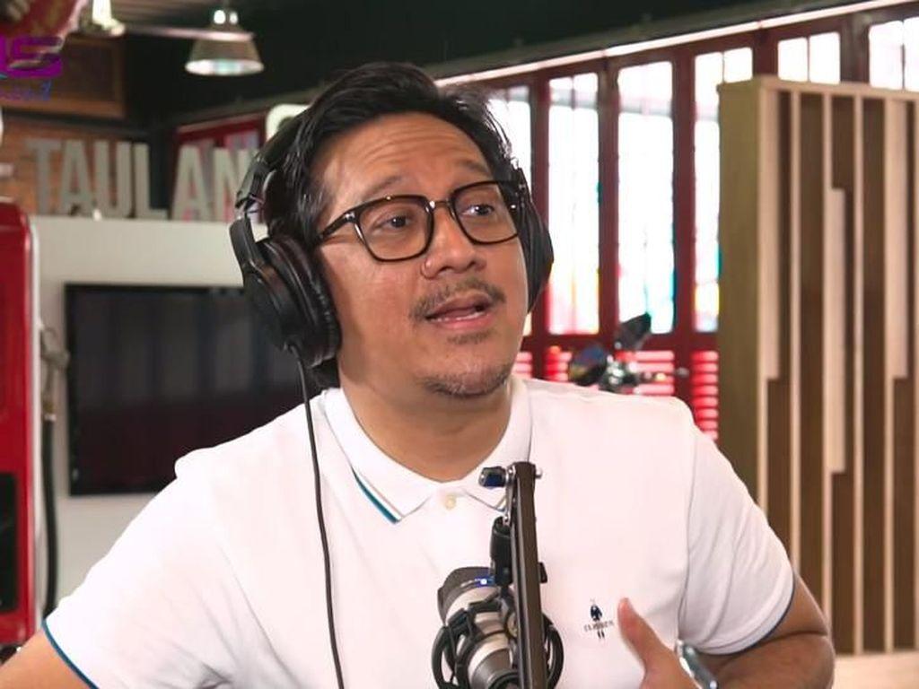 Berdarah Maluku, Andre Taulany Sebut Tak Sengaja Plesetkan Marga Latuconsina