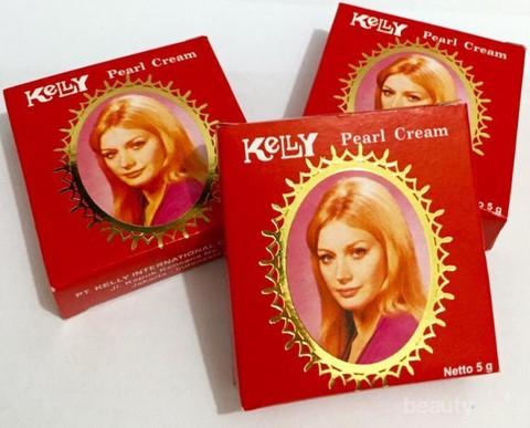 Selain Kelly Pearl Cream, Ternyata Ini Kosmetik 90an yang ...