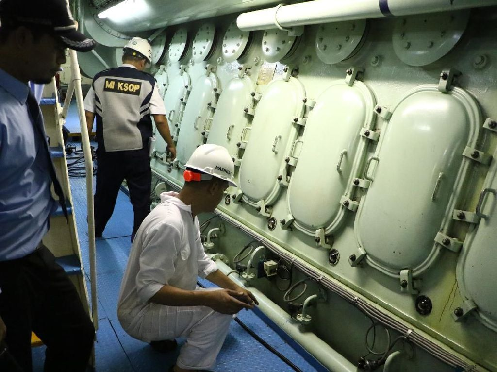 Jelang Lebaran 2020, Kemenhub Uji Petik Kelaiklautan Kapal Penumpang