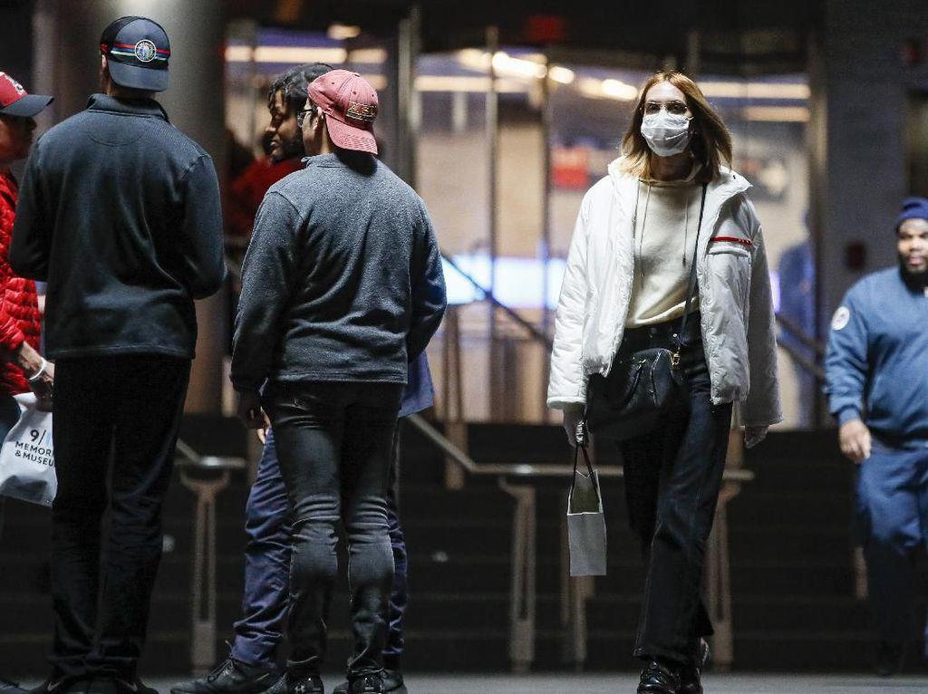 82.404 Orang Positif Virus Corona, AS Akan Bebaskan Ribuan Napi Lansia