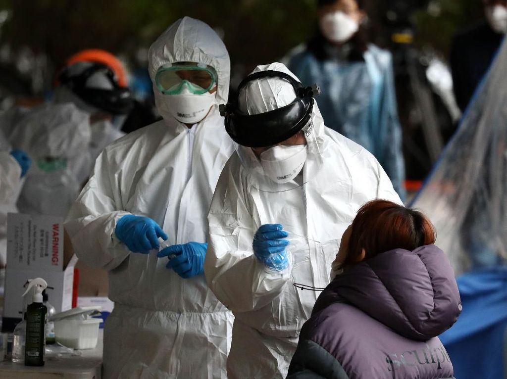 Komisi III Akan Ikut Awasi Pengadaan Alat Rapid Test Virus Corona