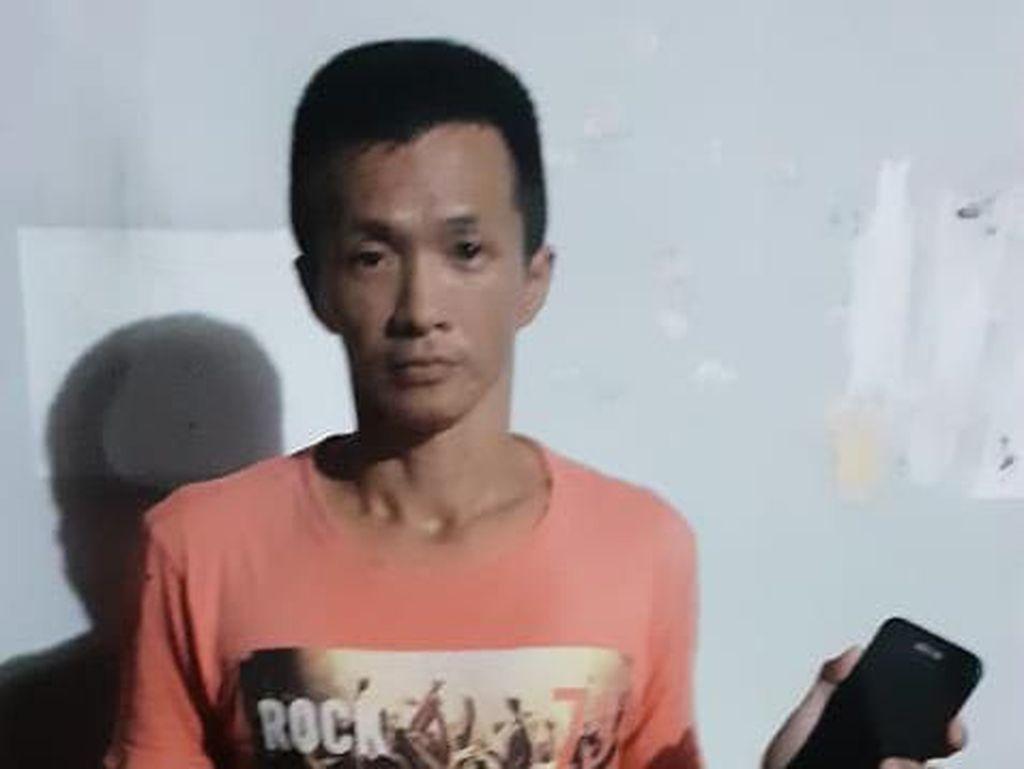 Ini Dia Tampang Napi Lapas Semarang Pengendali Pabrik Sabu di Jakut