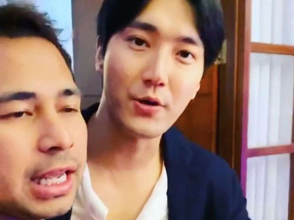 Cerita Raffi Ahmad saat Siwon Bertamu ke Rumahnya