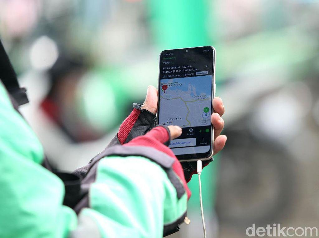 Kata Gojek-Grab soal Perkawinan Rp 1.000 Triliun