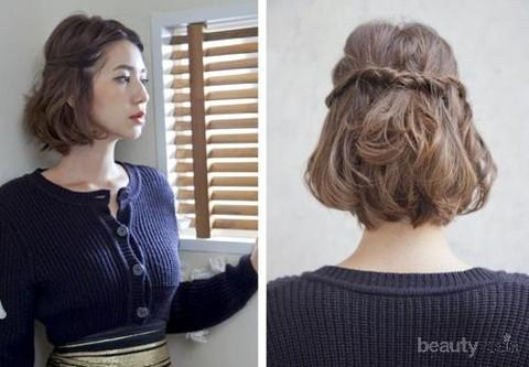 Supaya Rambut Tidak Terlalu Mengembang Begini Tutorial Menata Rambut Yang Benar