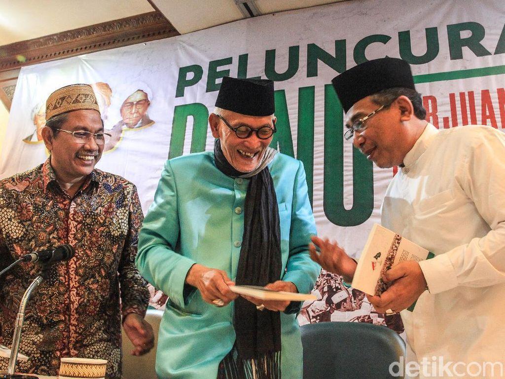 Gus Yahya: NU Tak Saingan dengan Muhammadiyah, FPI atau Wahabi