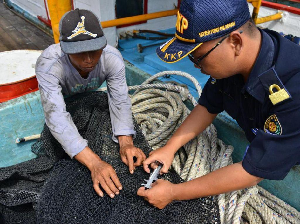 KKP Latih Pengawas Perikanan Guna Bina Nelayan agar Melaut dengan Baik