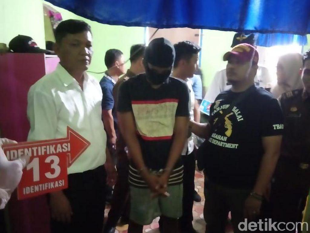 Rekonstruksi Siswi MTs Tanjungbalai Dibunuh-Diperkosa, 13 Adegan Diperagakan
