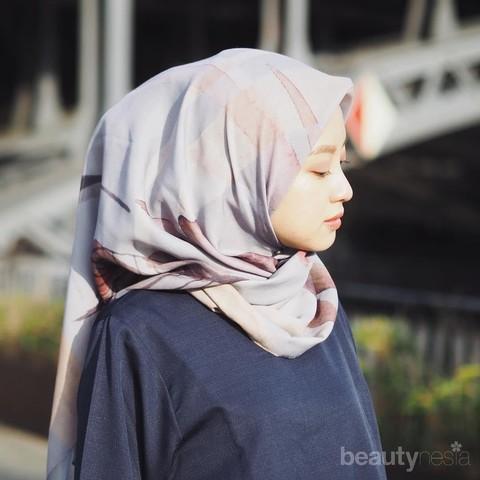 Cantik Dan Simpel Tutorial Hijab Lilit Belakang Ini Wajib Kamu Coba