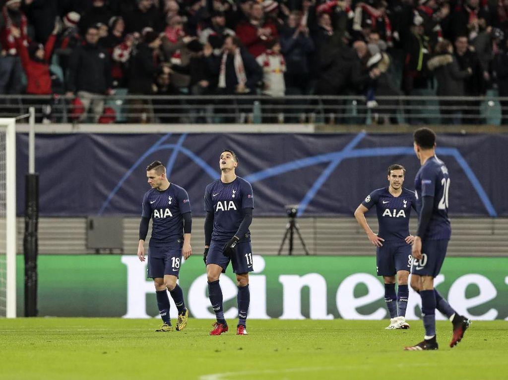 Tottenham Tersingkir, Mourinho Akui Kehebatan Leipzig