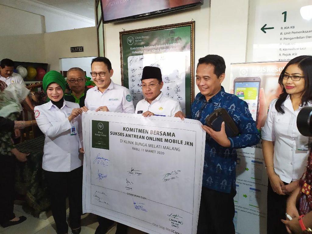 Pemanfaatan Mobile JKN di Malang Ditargetkan 70% di Kuartal II 2020