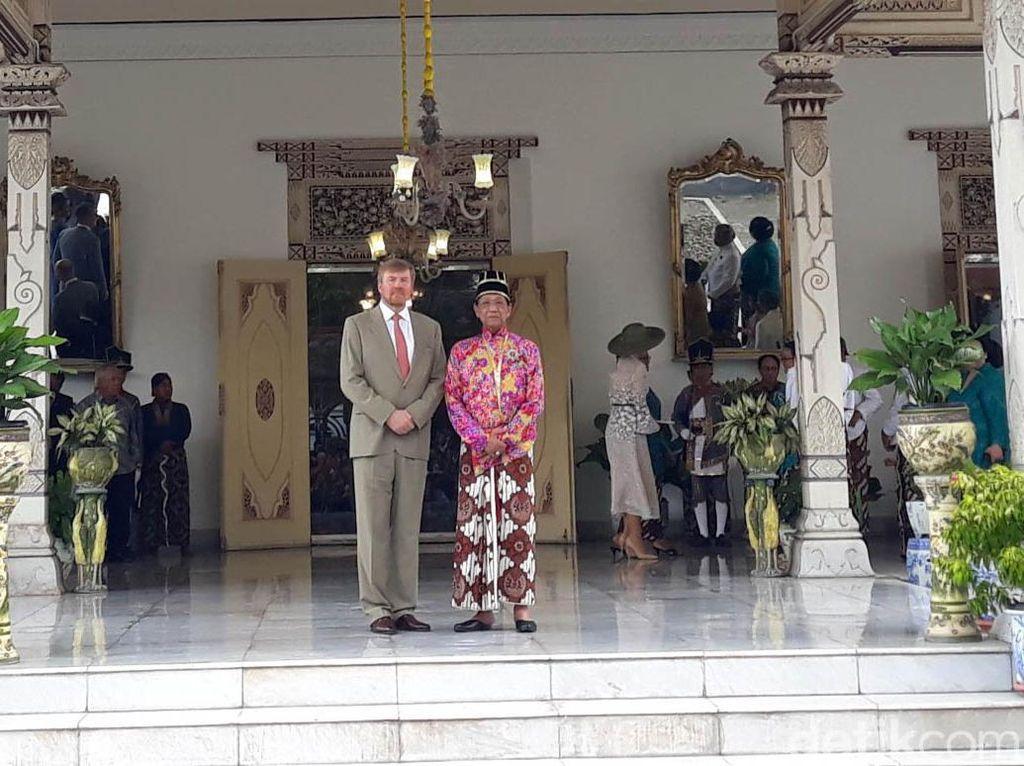 Melihat Lagi Perjalanan Raja dan Ratu Belanda Sehari di Yogyakarta
