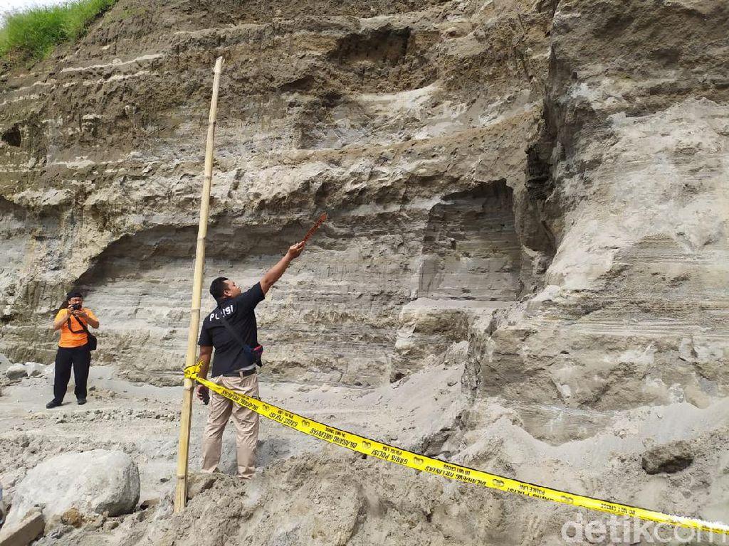 Tambang Pasir di Mojokerto yang Tewaskan Pekerjanya Ditutup