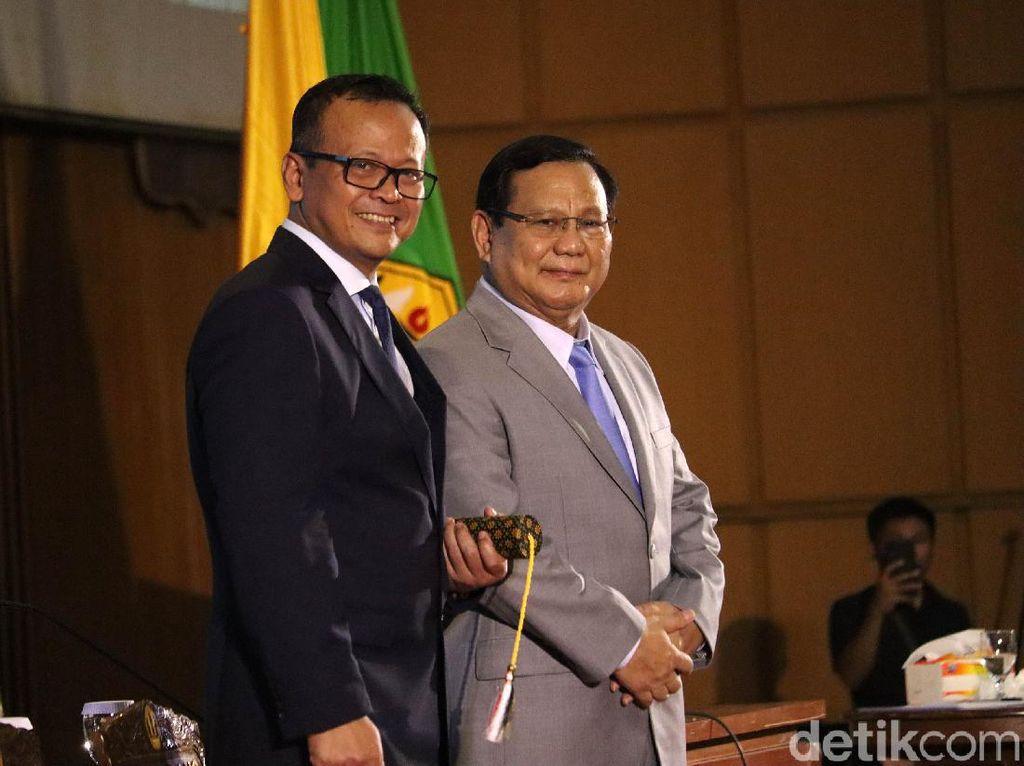 Menteri Edhy Prabowo Ditangkap KPK, Begini Reaksi Prabowo Subianto